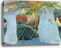 Постер Денис Морис Holy Women at the Tomb, 1894