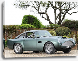 Постер Aston Martin DB4 Works Prototype '1957