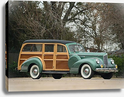 Постер Packard 120 Deluxe Station Wagon '1941