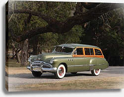 Постер Buick Super Estate Wagon '1949