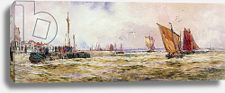 Постер Харди Томас The Harbour, 1896