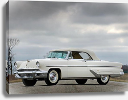 Постер Lincoln Capri Convertible '1955