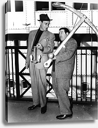 Постер Abbott & Costello (In The Navy)