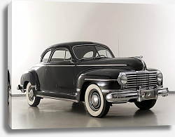 Постер Dodge Custom Series Club Coupe (D 22) '1942