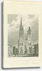 Постер Eglise de Saint Denis