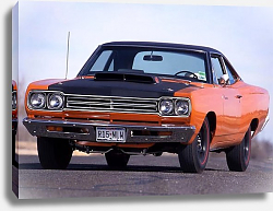 Постер Plymouth Roadrunner '1969