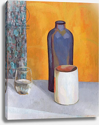 Постер Фрай Роджер Still Life with a Blue Bottle, 1917