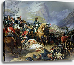 Постер Филипотекс Анри The Battle of Rivoli, 1844