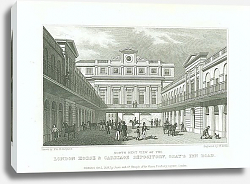 Постер London Horse & Carriage Repository, Grays Inn Road 2