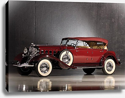 Постер Chrysler CL Imperial Dual Windshield Sport Phaeton '1933