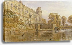 Постер Фрипп Джродж Warwick Castle from the Avon