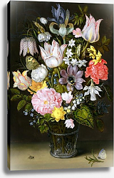 Постер Боссшорт Амброзиус Still Life with Flowers 4