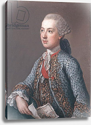 Постер Лиотар Жан Этьен Joseph II Holy Roman Emperor and King of Germany, 1762