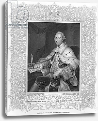 Постер Рейнолдс Джошуа (последователи) William Fitz-Maurice Petty, First Marquis of Lansdowne, engraved by H. Robinson
