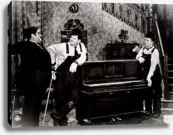 Постер Laurel & Hardy (Music Box, The)