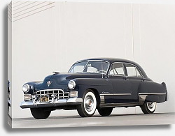 Постер Cadillac Sixty-Two Touring Sedan '1948