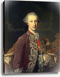 Постер Школа: Австрийская 18в. Emperor Joseph II of Germany