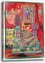 Постер Саймон Хилари (совр) Virgin of Guadeloupe, 2005