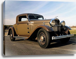 Постер Lincoln KA V8 Coupe '1932