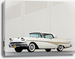 Постер Ford Fairlane 500 Skyliner '1958