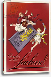 Постер Капиелло Леонетто Advertising poster for Milka chocolates by Suchard, 1925