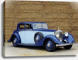 Постер Rolls-Royce Phantom Continental Sports Saloon (II) '1934