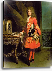 Постер Турниер Робер Portrait of a Cavalier, 1700