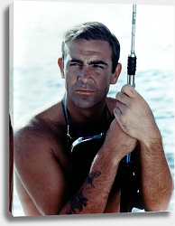 Постер Connery, Sean (Thunderball)