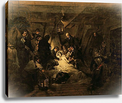 Постер Девис Артур The Death of Nelson, 21st October 1805, 1807