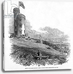 Постер Школа: Ирландская 19в. Opening of the Mathew and City of London Temperance Tower, at Mount Patrick, near Cork, 1846