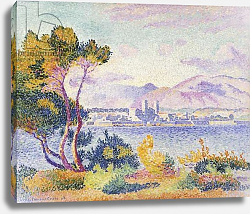Постер Кросс Анри Antibes, Afternoon, 1908