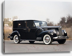 Постер Packard 160 Panel Brougham by Rollston '1941