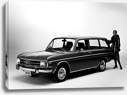 Постер Audi Super 90 Wagon US-spec (F103) '1970–72