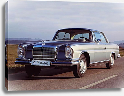 Постер Mercedes-Benz 280SE Coupe (W111W112) '1968–71