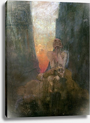 Постер Муха Альфонс The Abyss, 1899
