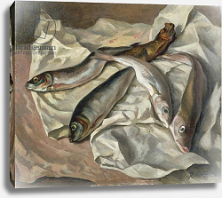 Постер Фрай Роджер Still Life of Fish, 1928