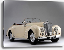 Постер Bentley Mark VI Drophead Coupe '1948