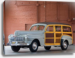 Постер Mercury Station Wagon '1946