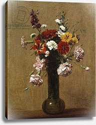 Постер Фантен-Латур Анри Small Bouquet, 1891