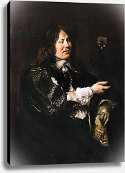 Постер Халс Франс Portrait of Stephanus Geeraerdts, Alderman of Haarlem, after 1640