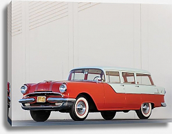 Постер Pontiac Chieftain Station Wagon '1955