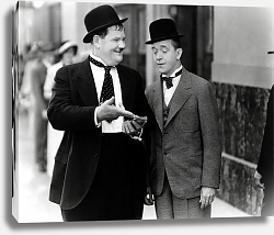 Постер Laurel & Hardy (Thicker Than Water)