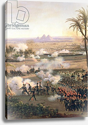 Постер Лейюн Луис Battle of the Pyramids, 21st July 1798, 1806 2