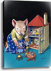Постер Мендоза Филипп (дет) The Town Mouse and the Country Mouse 8