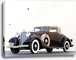 Постер Lincoln KA Roadster by Dietrich '1933