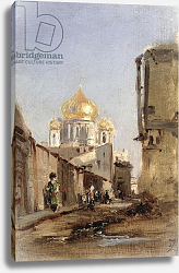 Постер Study of Tobolsk, 1842
