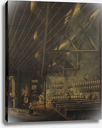 Постер Демаки Пьер Interior of a Workshop, 1777