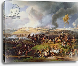Постер Лейюн Луис Battle of Moscow, 7th September 1812, 1822