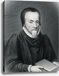 Постер Холлар Вецеслаус (грав) Richard Hooker, engraved by Edward Finden
