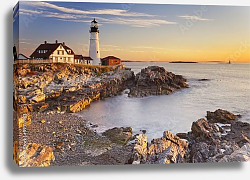 Постер США. Portland Head Lighthouse